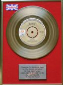 "THE CARPENTERS - 24 Carat Gold 7"" Disc - CLOSE TO YOU"
